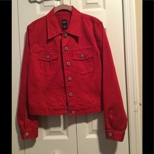 Red Gap Jacket
